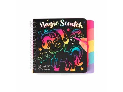 Ylvi and the Minimoomis Mini Magic Scratch (škrabací sešit) 1