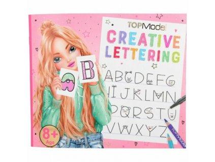 Top Model Creative Lettering 1