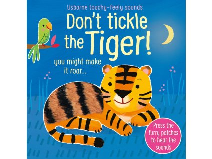 Don't tickle the Tiger 1