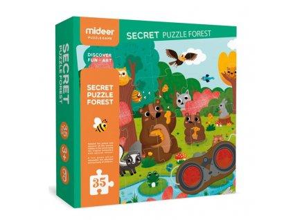 Secret Puzzle Forest 1