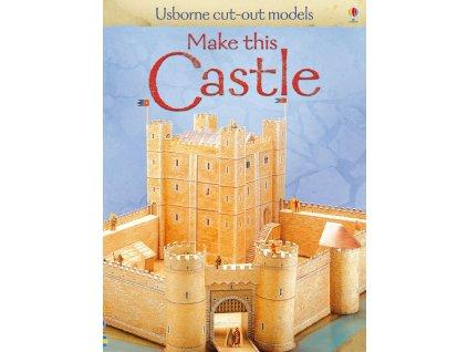 Cut Out Models Make This Castle