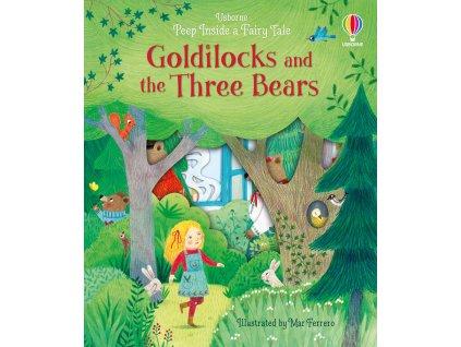 Peep Inside a Fairy Tale Goldilocks and the Three Bears 1