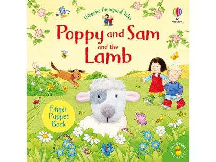 Poppy and Sam and the Lamb 1