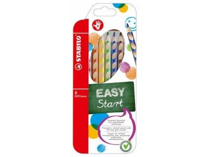 Stabilo Easy Colors 6 barev R 1
