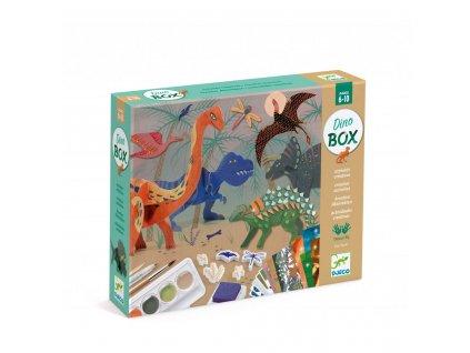 Luxusní výtvarný set Dinosauři 1
