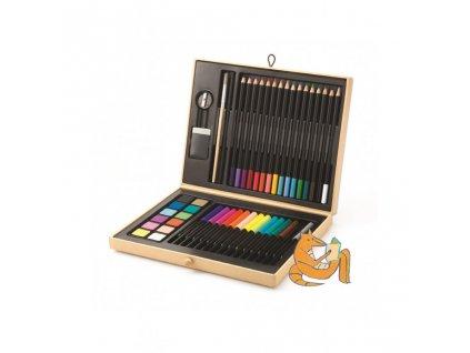 Výtvarnický kufřík pro předškoláky 1