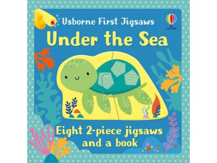 Usborne First Jigsaws Under the Sea 1