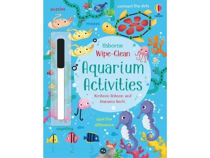 Wipe Clean Aquarium Activities 1
