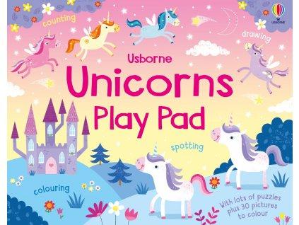 Unicorns play pad 1