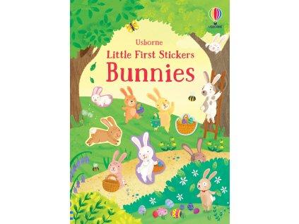 Little First Stickers Bunnies 1