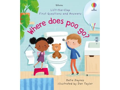 Where Does Poo Go 1