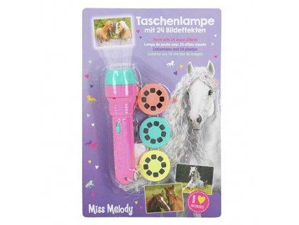 Miss Melody Promítačka koně 1