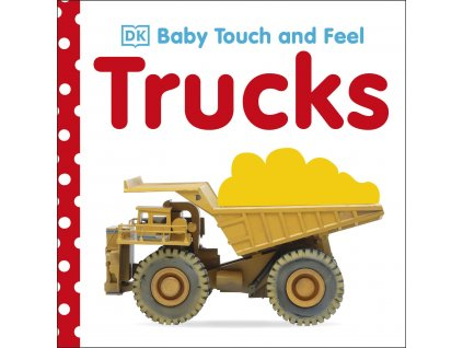 Baby Touch and Feel Truck 1