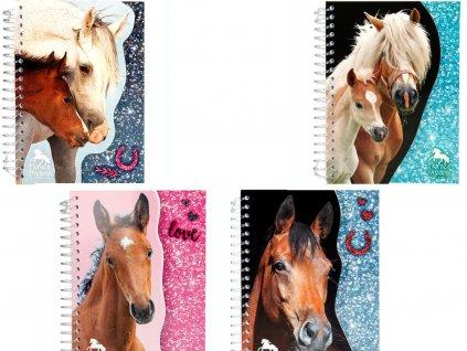 Horses Dreams zápisník (A6)