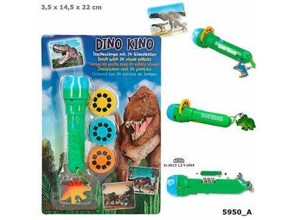 Dino World Promítačka dinosauři (více druhů)