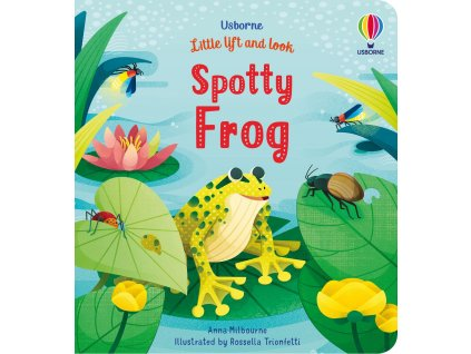 Little Lift and Look Spotty Frog 1