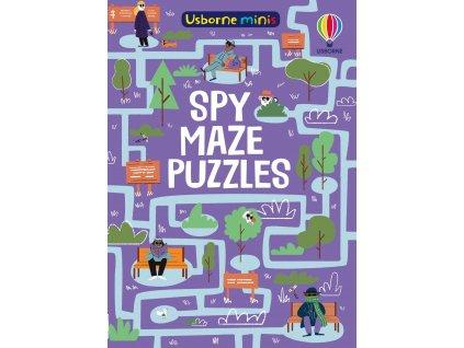 Spy Maze puzzles 1