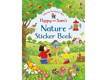 Poppy and Sam's Nature Sticker Book 1