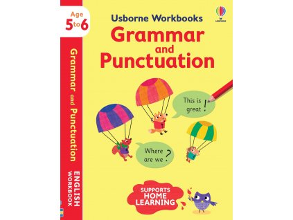 Usborne Workbooks Grammar and Punctuation 5 6 1