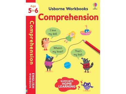 Usborne Workbooks Comprehension 5 6 1