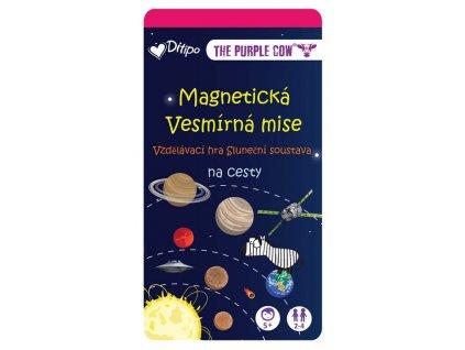 Magnetická hra Vesmírná mise 1