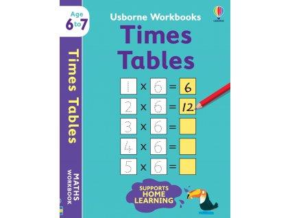 Usborne Workbooks Times Tables 6 7 1
