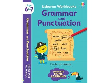 Usborne Workbooks Grammar and Punctuation 6 7 1