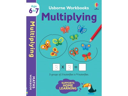 Usborne Workbooks Multiplying 6 7 1