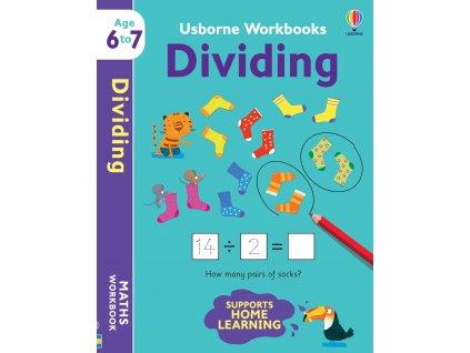 Usborne Workbooks Dividing 6 7 1