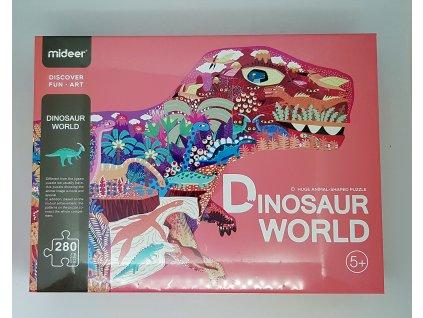 POŠKOZENO Dinosaur World F1