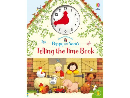 Poppy and Sam's Telling the Time Book 1