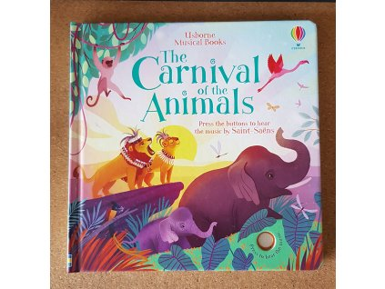 POŠKOZENO The Carnival of the Animals 1 F1