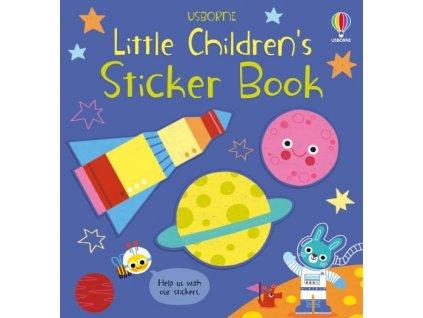 Little Children´s Sticker Book 1