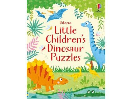 Little Children's Dinosaur Puzzles 1