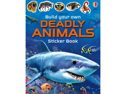 Build Your Own Deadly Animals 1