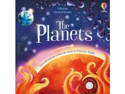 Musical Books The Planets