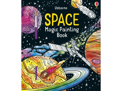 Magic Painting Book Space 1
