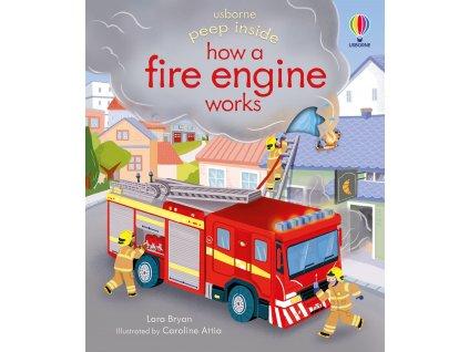 Peep inside How a Fire Engine Works 1