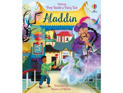 Peep Inside a Fairy Tale Aladdin 1