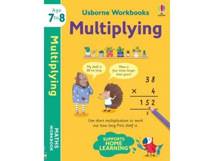 Workbook Multiplying 7 8