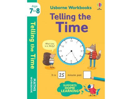 Workbook Telling the Time 7 8 1