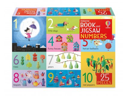 Numbers (Book and Jigsaw) 1