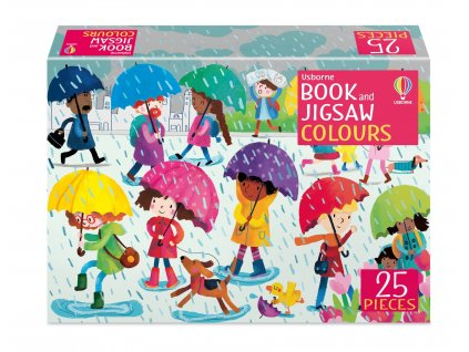 Colours (Book and Jigsaw) 1