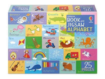 Alphabet (Book and Jigsaw) 1