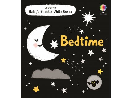 Baby´s Black and White Books Bedtime 1