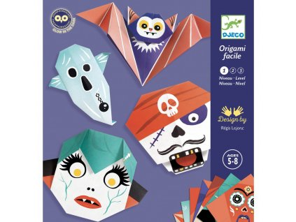Origami Halloween 1