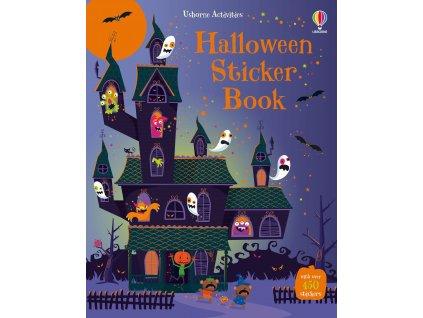 Halloween Sticker Book 1