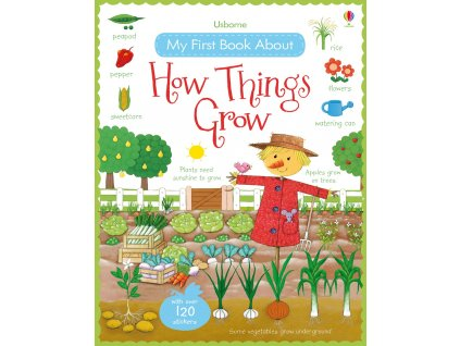 My First Book About How Things Grow 1