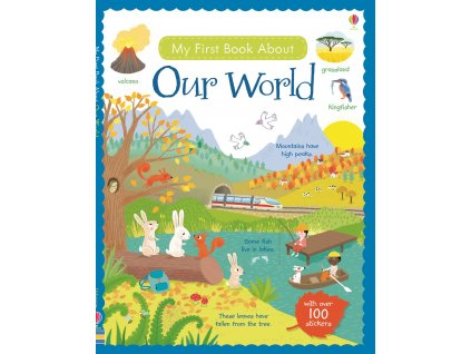 My First Book About Our World 1