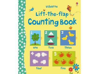 Lift the flap Counting Book 1